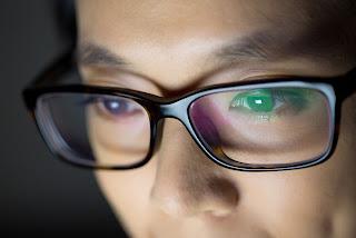 Anti glare lenses