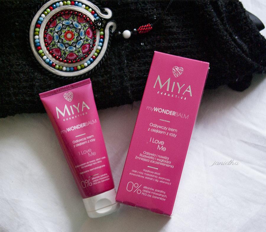 Miya cosmetics I love my krem - różany