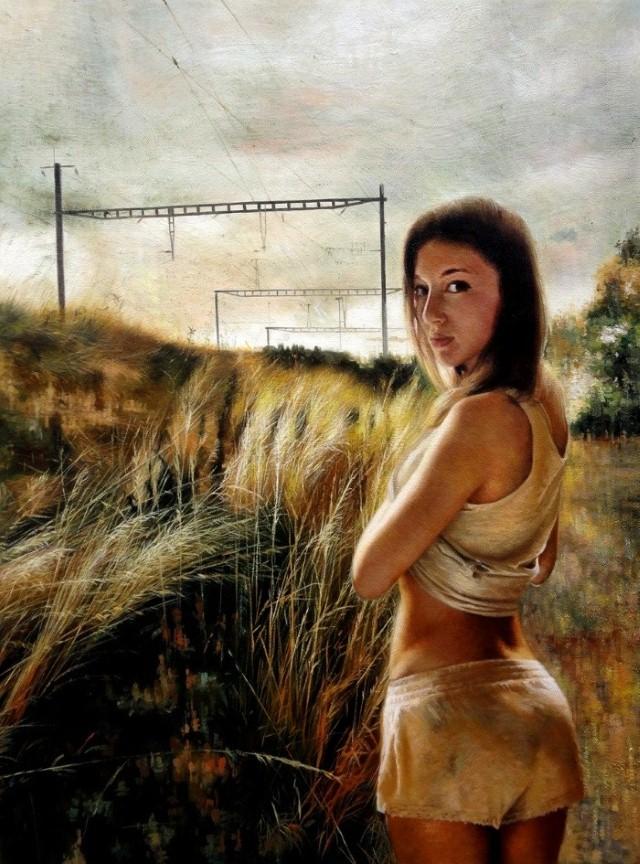 Цифровая живопись. Marius Markowski 9