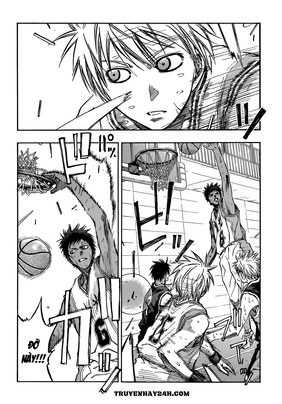 Kuroko No Basket chap 213 trang 17
