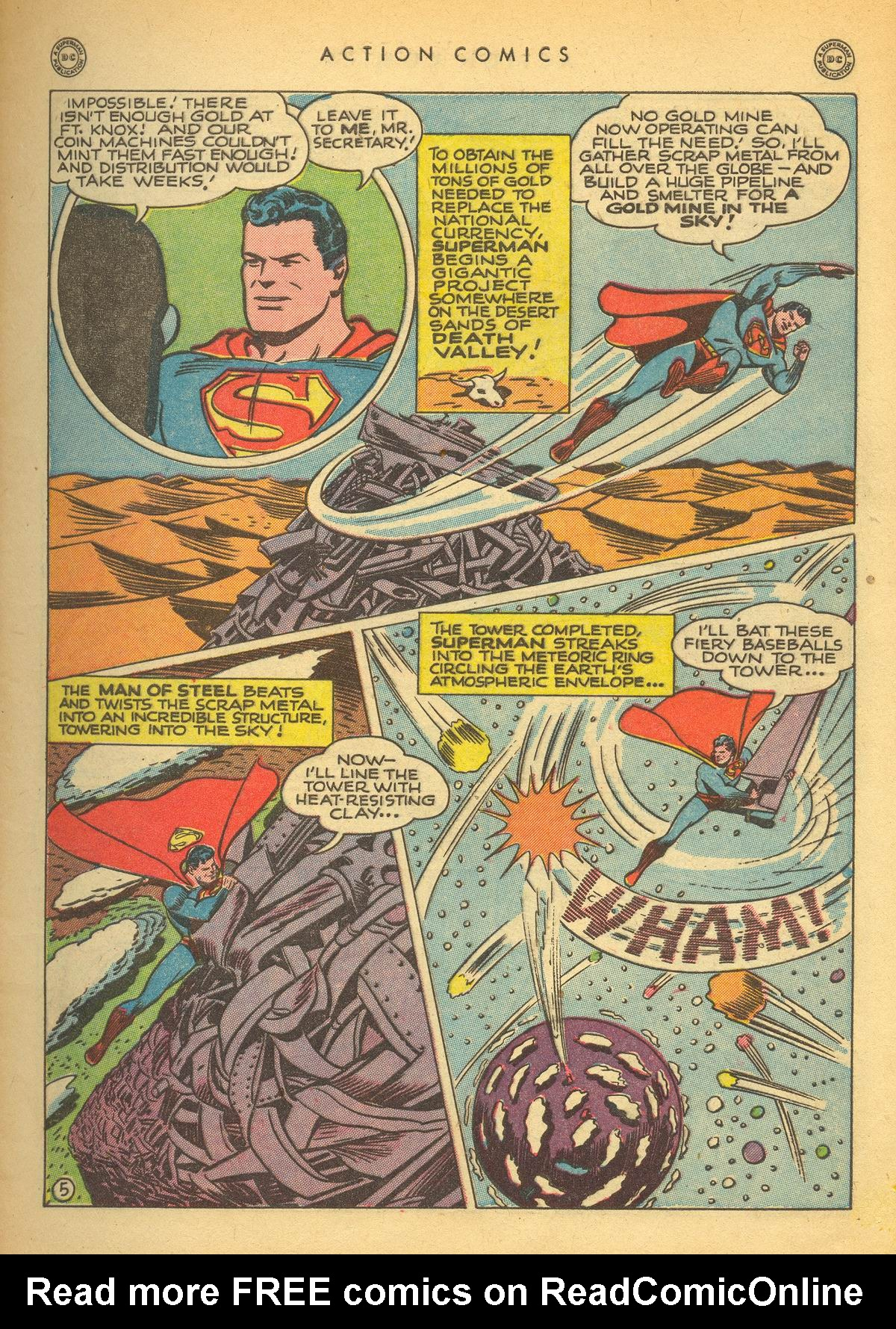 Read online Action Comics (1938) comic -  Issue #109 - 7