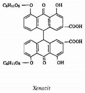 Thành phần hóa học Phan Tả Diệp - Cassia acutifolia - Cassia angustifalia - Nguyên liệu làm thuốc Nhuận Tràng và Tẩy
