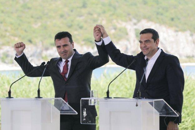 Ζάεφ: Πρέπει να βιαστούμε πριν αλλάξει η κυβέρνηση στην Ελλάδα