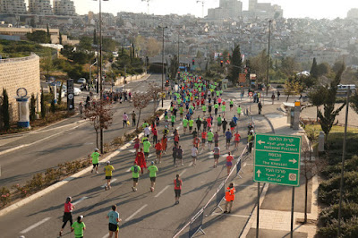 Maratona de Jerusalém 2017