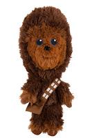 "Galactic Plushies - Star Wars: The Last Jedi Chewbacca 12"""
