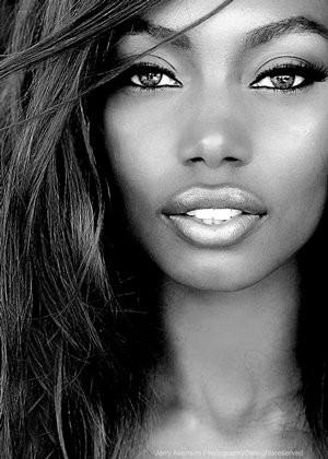 MAISHA: The most beautiful black woman in the world