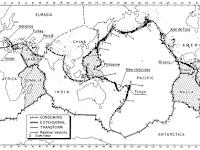 Asal Usul Samudera, Cekungan Samudera, dan Teori Tektonik Lempeng