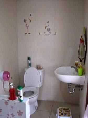 tips dekorasi kamar mandi anak | rumah minimalis sederhana