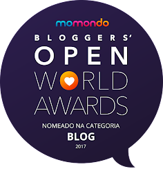Finalistas dos Open World Awards 2017 na categoria BLOG