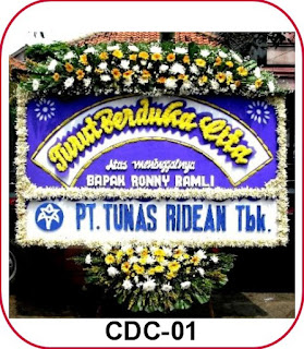 Toko Bunga Di Pasar Modern BSD