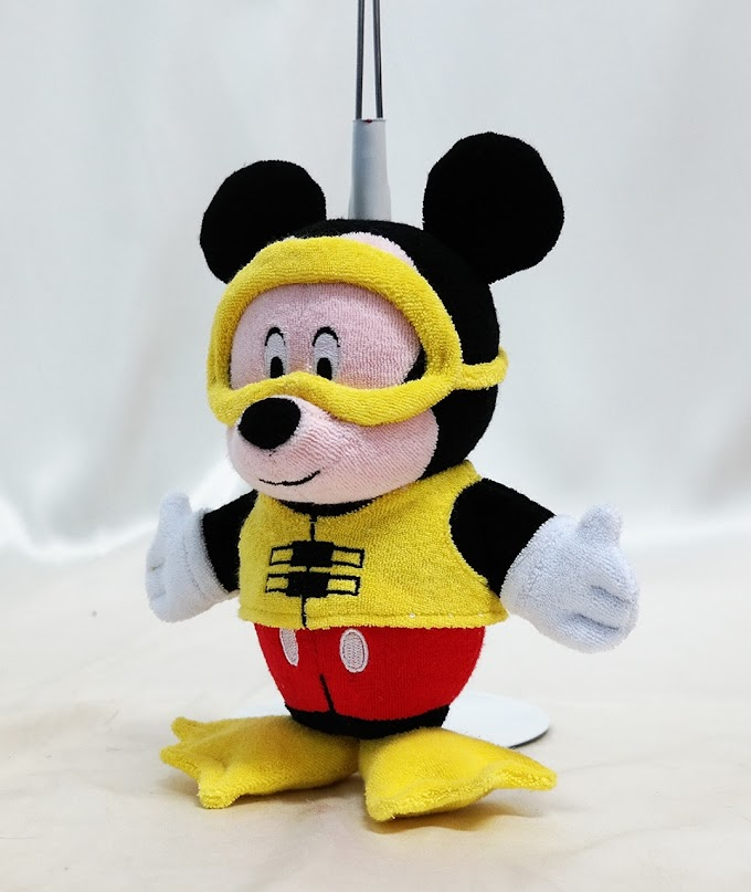 Mickey Mouse's 90th Birthday SoapSox Giveaway