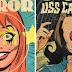 Episódios de Black Mirror como capas de quadrinhos antigos