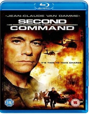 Second in Command (2006) Dual Audio Hindi 720p BluRay