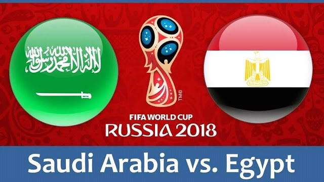 SAUDI ARABIA VS EGYPT LIVE STREAM WORLD CUP 25 JUNE 2018