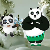 Games2rule Panda Snow For…