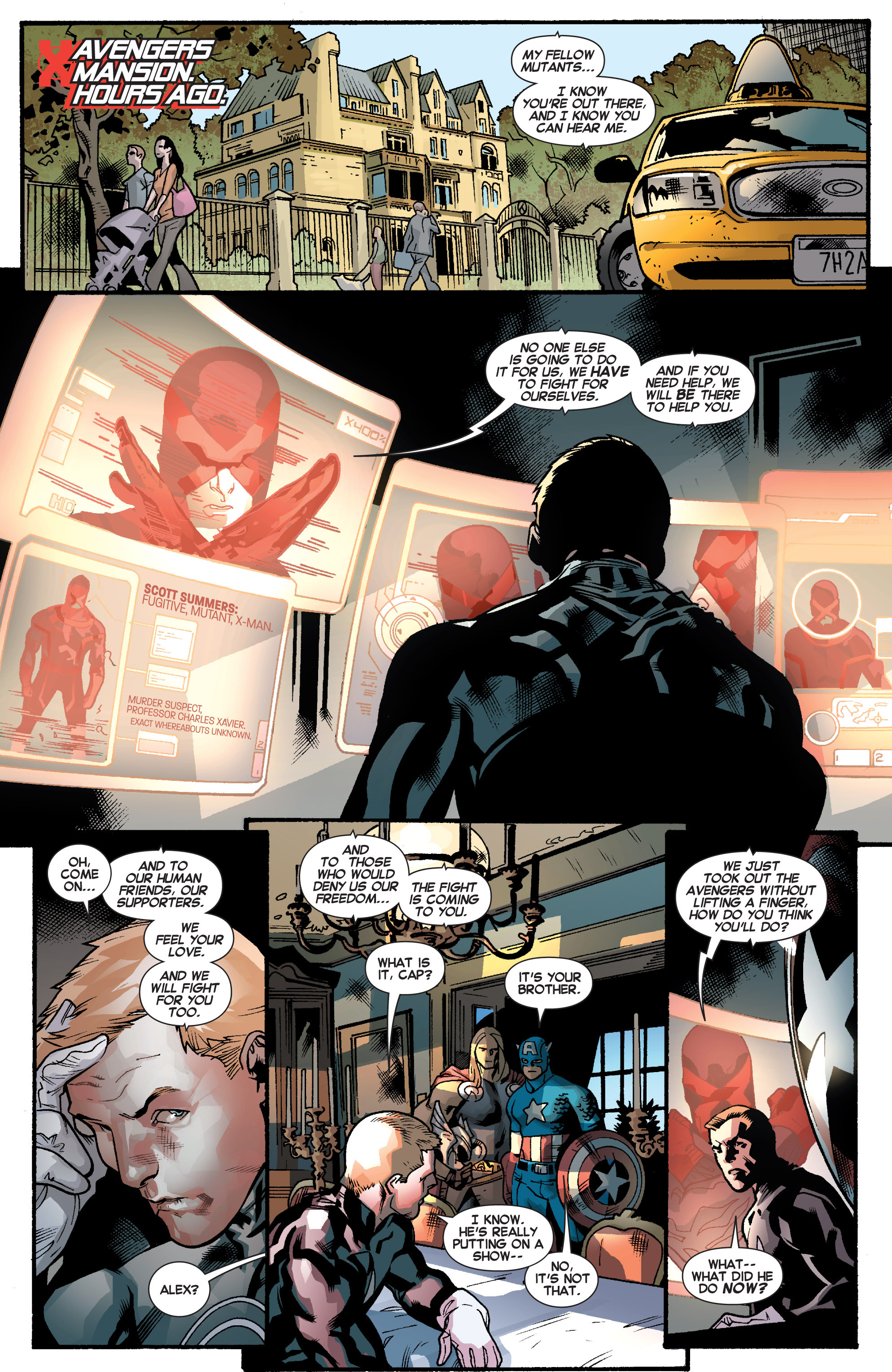 Read online All-New X-Men (2013) comic -  Issue # _Special - Out Of Their Depth - 28