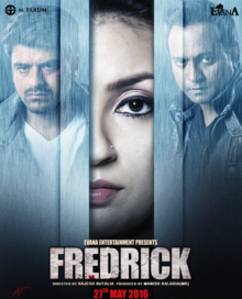 Watch Fredrick (2016) DVDRip Hindi Full Movie Watch Online Free Download