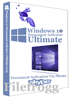 Windows 10 Permanent Activator Ultimate Full Version 2017