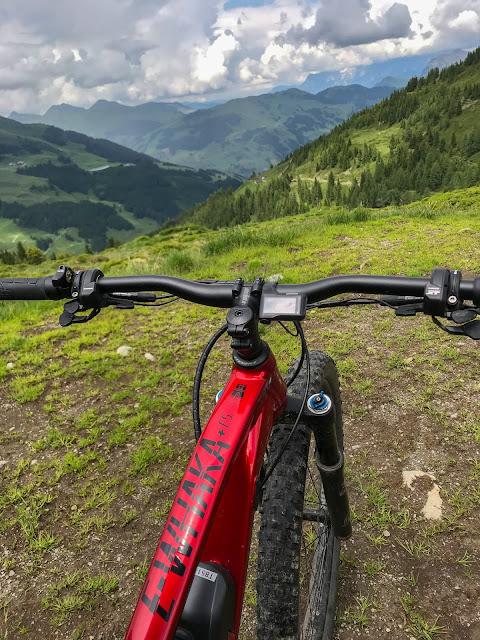 E-Bike and Hike  Hochsaalbachkogel  Saalbach-Hinterglemm 12