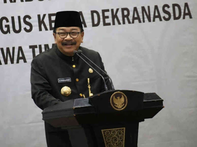 Meski 46 Pasien Meninggal, Soekarwo Belum Tetapkan KLB di Jawa Timur