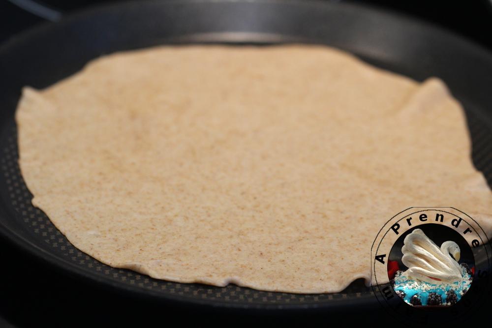 Chapati (pas à pas en photos)