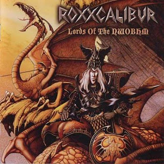 free download Album Review Roxxcalibur - Lords of the NWOBHM (2011)
