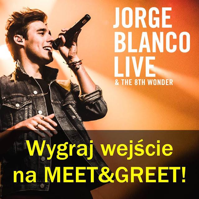 [Konkurs] Wygraj spotkanie z Jorge Blanco