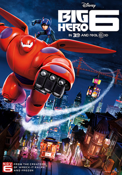 Big Hero 6 2014 Dual Audio