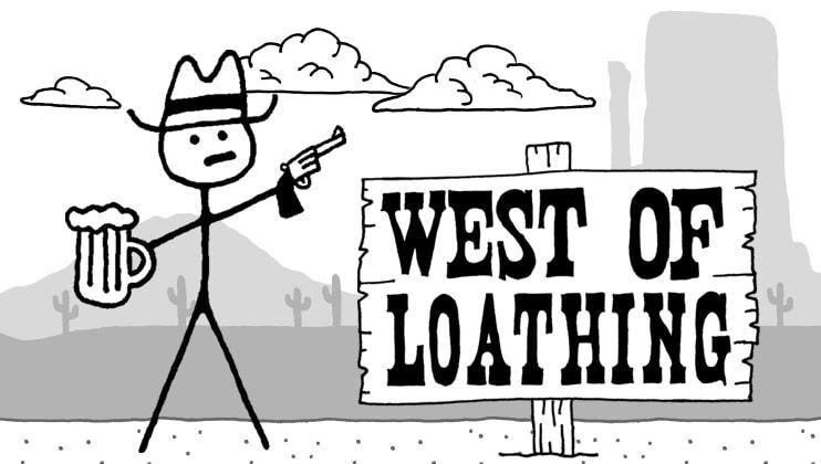 West of Loathing, Asymmetric, Western, Comedy, Fantasy, Indie Game, вестерн, комедия, фэнтези, инди-игра, игра про мемы и ковбоев, обзор, рецензия, Review
