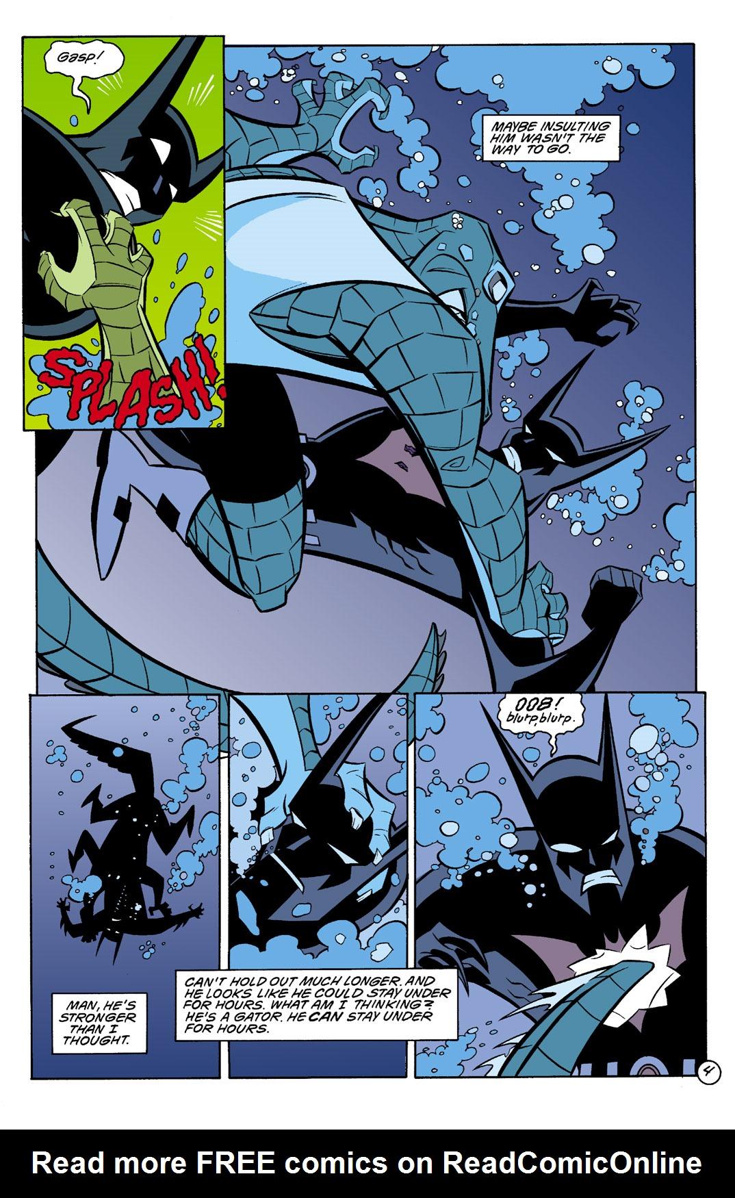 Batman Beyond [II] Issue #3 #3 - English 5