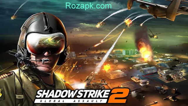 Shadow Strike 2 Global Assault Apk+Data(Mod Money) v0.0.68 Latest Version For Android