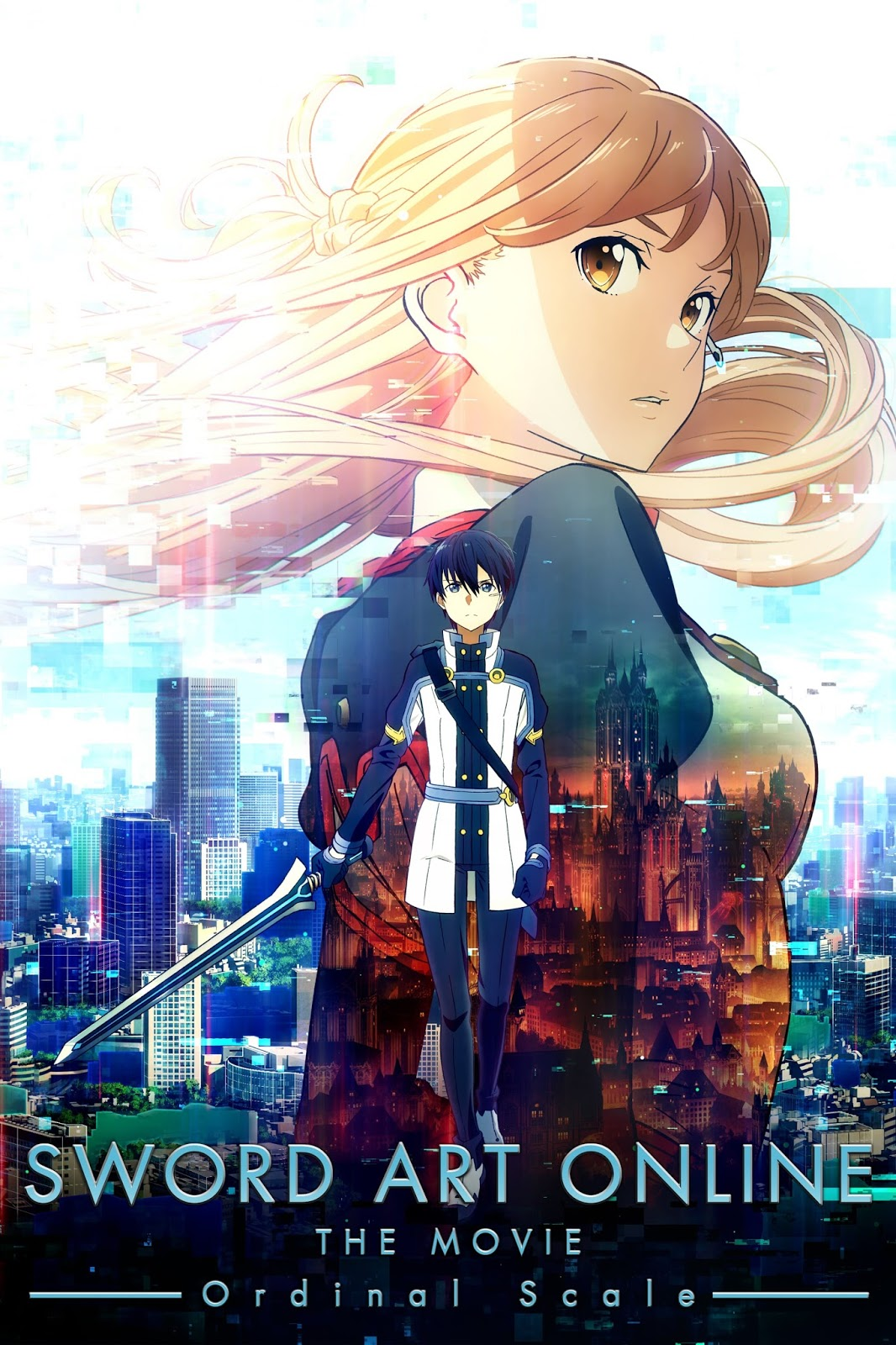 all asian stuff sword art online the movie ordinal scale