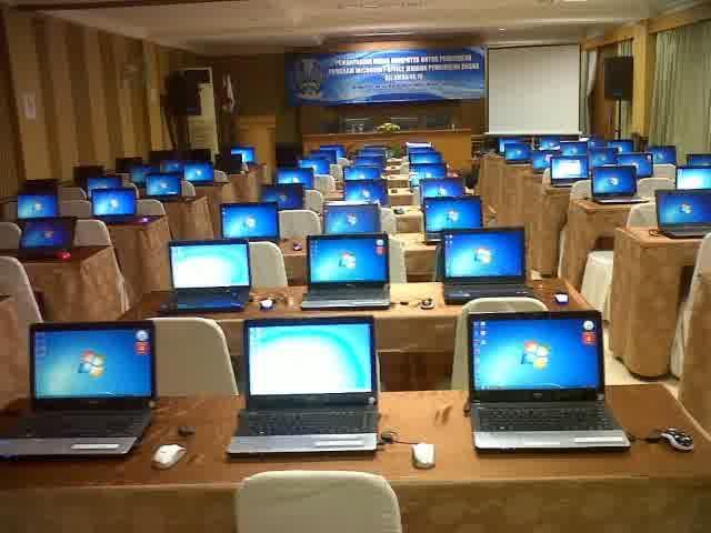 Memulai Bisnis Persewaan atau Rental Laptop