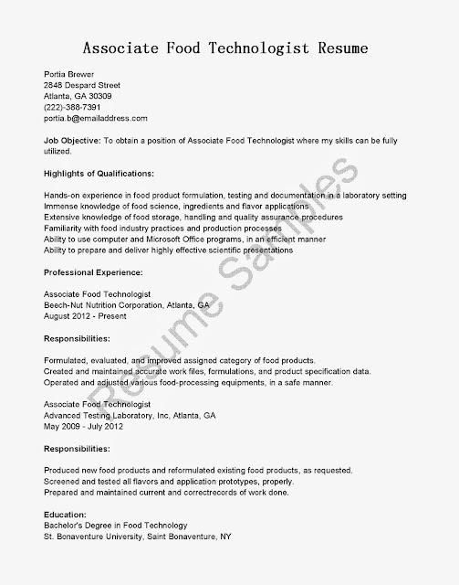 sample resume driver eye grabbing driver resume samples livecareer sample resume resume samples associate food technologist - Driver Sample Resume