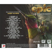 Epic la bataille du royaume secret Chanson - Epic la bataille du royaume secret Musique - Epic la bataille du royaume secret Bande originale - Epic la bataille du royaume secret Musique du film