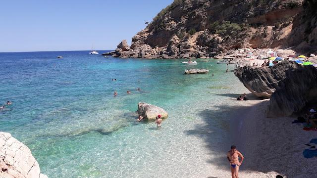 Cala Mariolu, Sardinien
