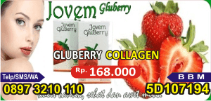 stokis Gluberry Collagen dari jovem, Gluberry Collagen dan greenshake collagen, Gluberry greenshake Collagen