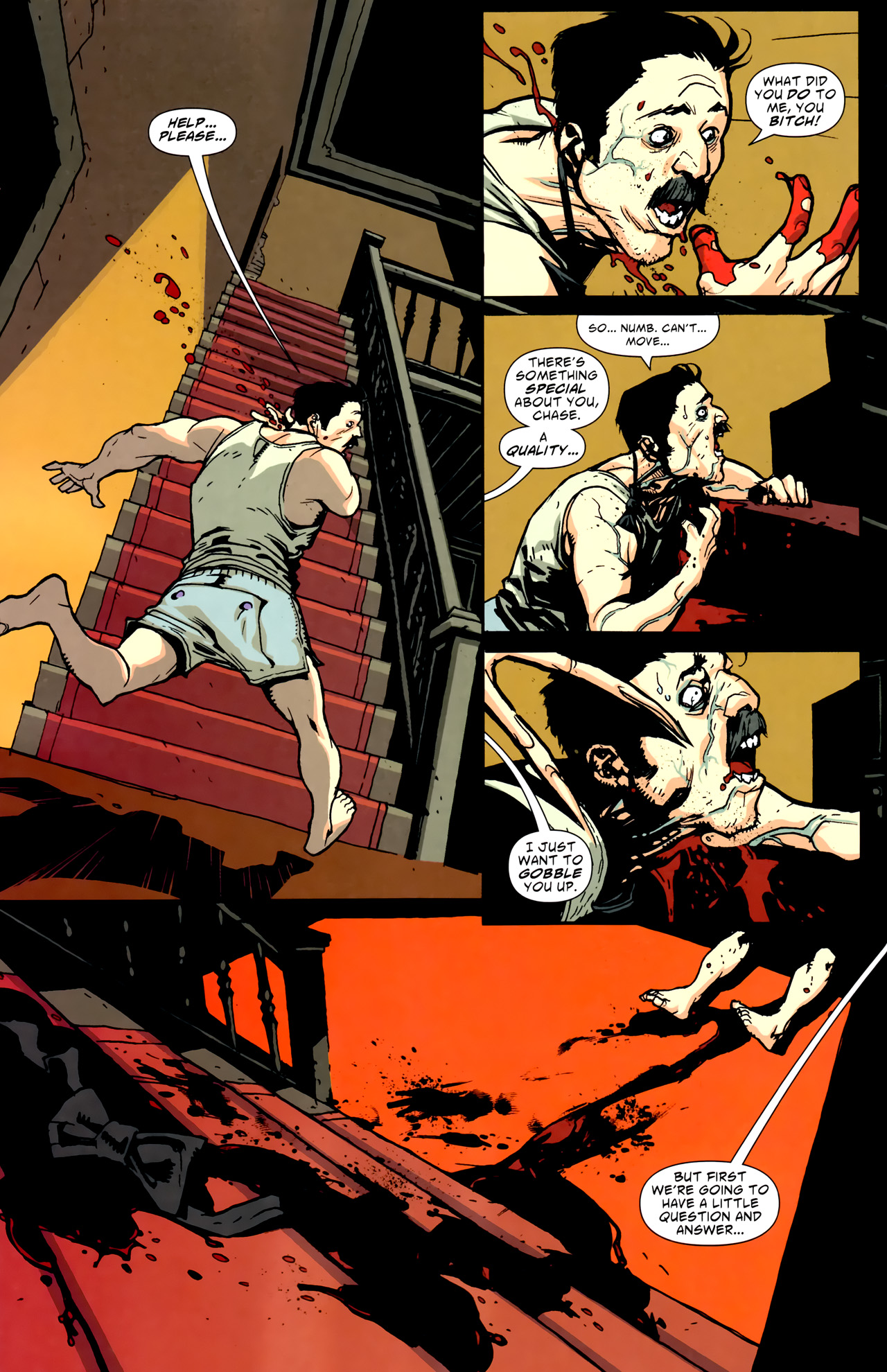 Read online American Vampire comic -  Issue #2 - 17
