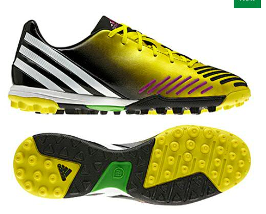 online retailer afc96 e625f The men s adidas Predator Absolion LZ TRX TF football shoe steps you into a  light and durable synthetic upper, grippy TRAXION™ TF outsoles for matches  on ...