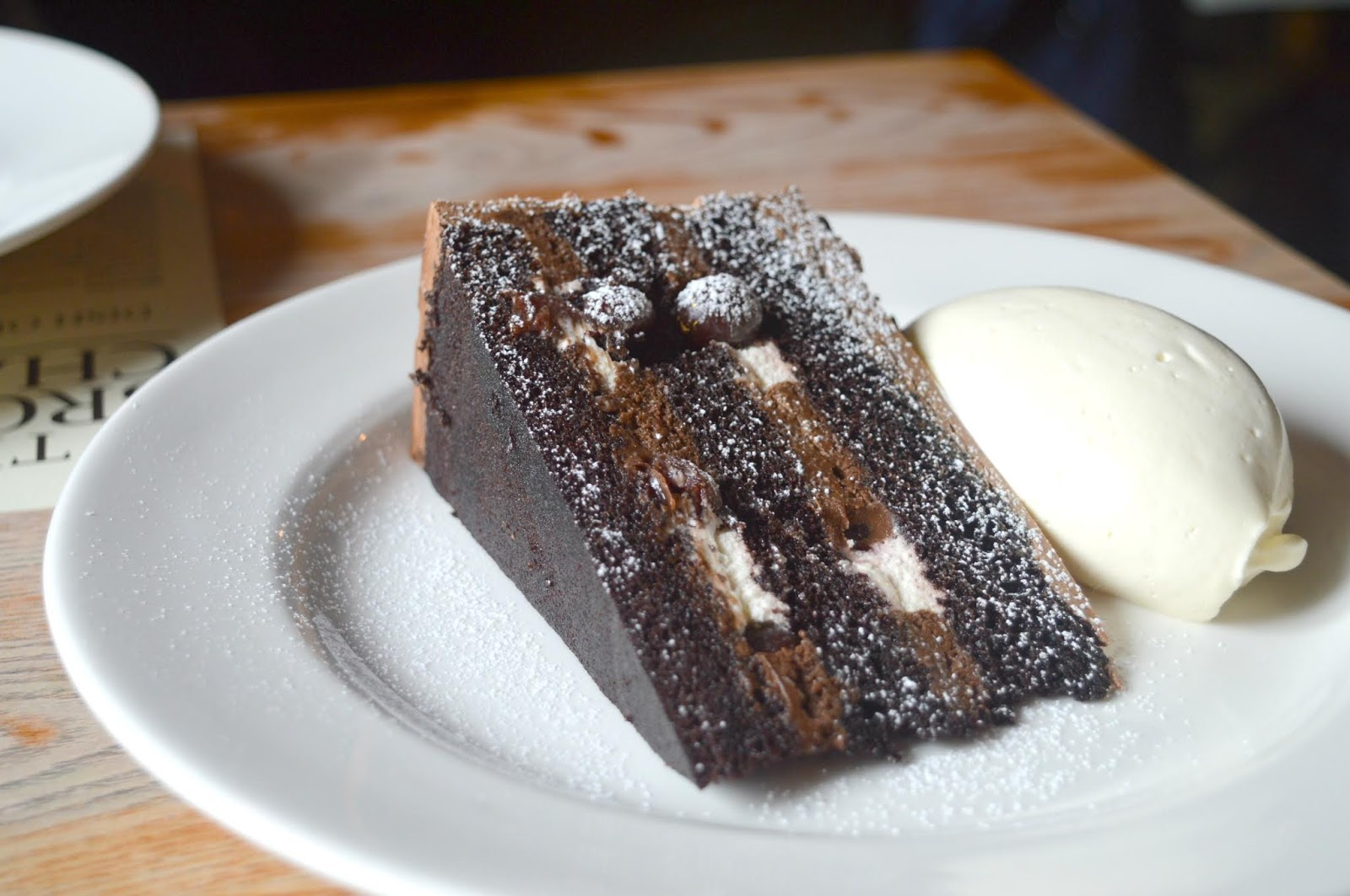 Oktoberfest The Broad Chare Newcastle - Black Forest Gateau