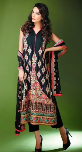 Motifz Eid Collection 2014-2015 Vol-2 | Motifz Embroidered ...