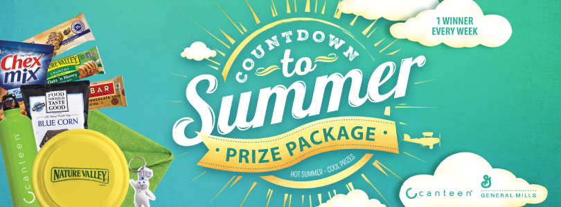 Canteen Countdown to Summer Sweepstakes ~ Sweepstaking net - A one