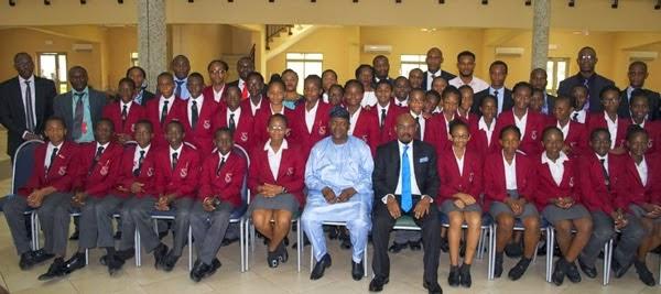 dangote scholarship 2014