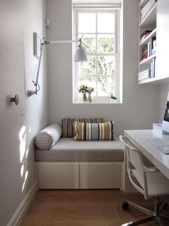 Hogares frescos 40 ideas para dise ar tu oficina en casa Casa y ideas