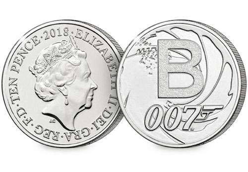 James Bond Memes James Bond Becomes Legal Tender In New Set Of 10 Pence Coins