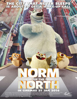 Norm of the North 2016 Movie Hindi Dual Audio BluRay 720p [1.0GB]