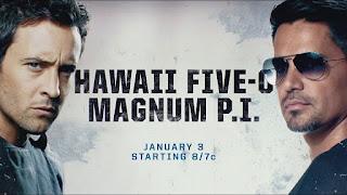 Hawaii Five-0 & Magnum P.I. Crossover (HD)