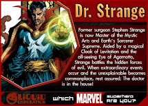Of course. I <i>AM</i> Dr. Strange