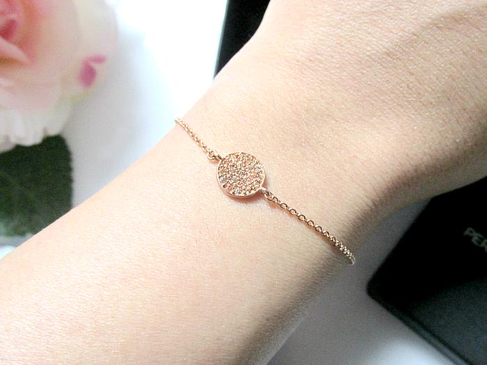 Pernille Corydon - Coin Stone Bracelet - 57.- Euro