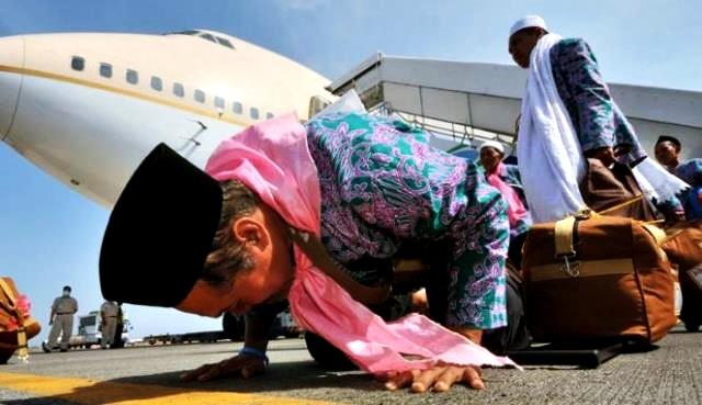 Jamaah Calon Haji Asal Aceh Terima Dana Wakaf Rp4,2 Juta Per Orang